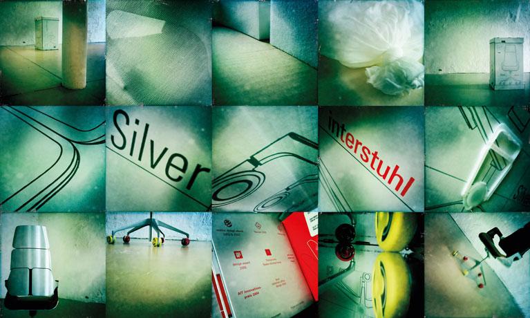Interstuhl Kalender Silver 2012