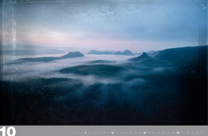 Kalender Landschaft 2014
