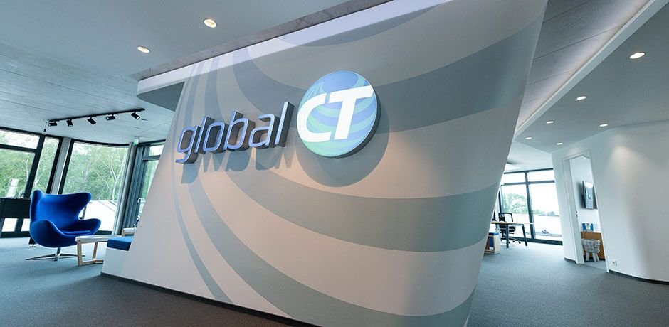 Global CT im LUV8, Hannover Isernhagen