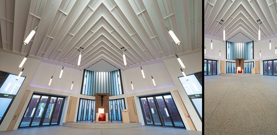 Neubau Willehadikirche, Garbsen
