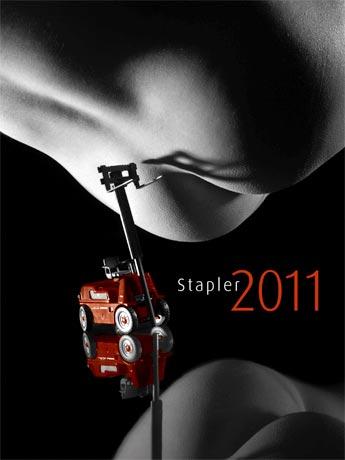 Gabelstapler Kalender 2011