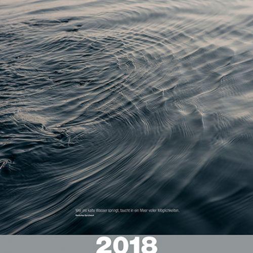 Wasserkalender 2018