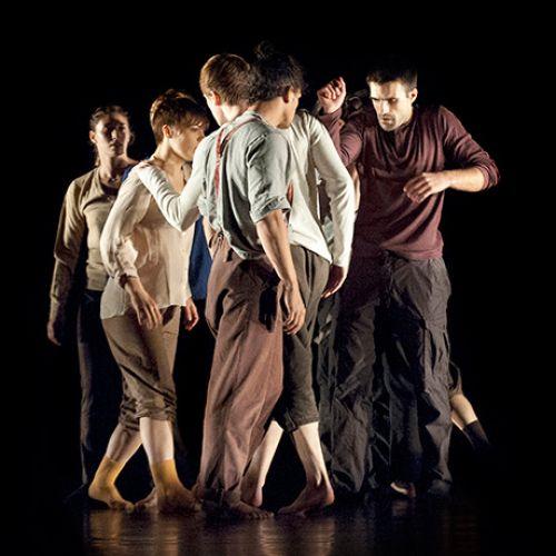 Tanz Theater International 2013